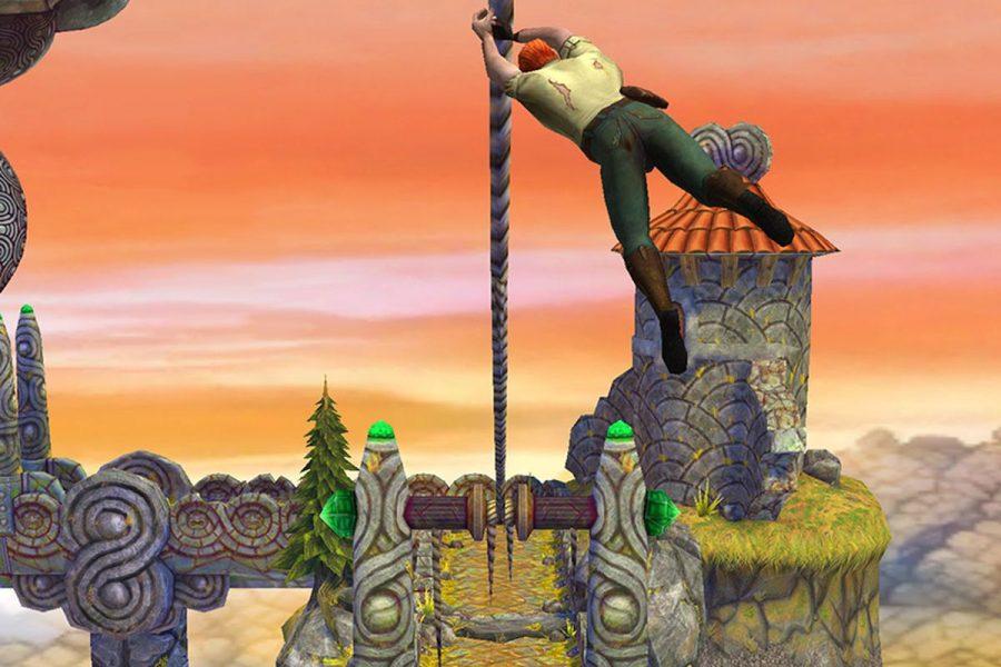 Temple Run 2 Game Online High score