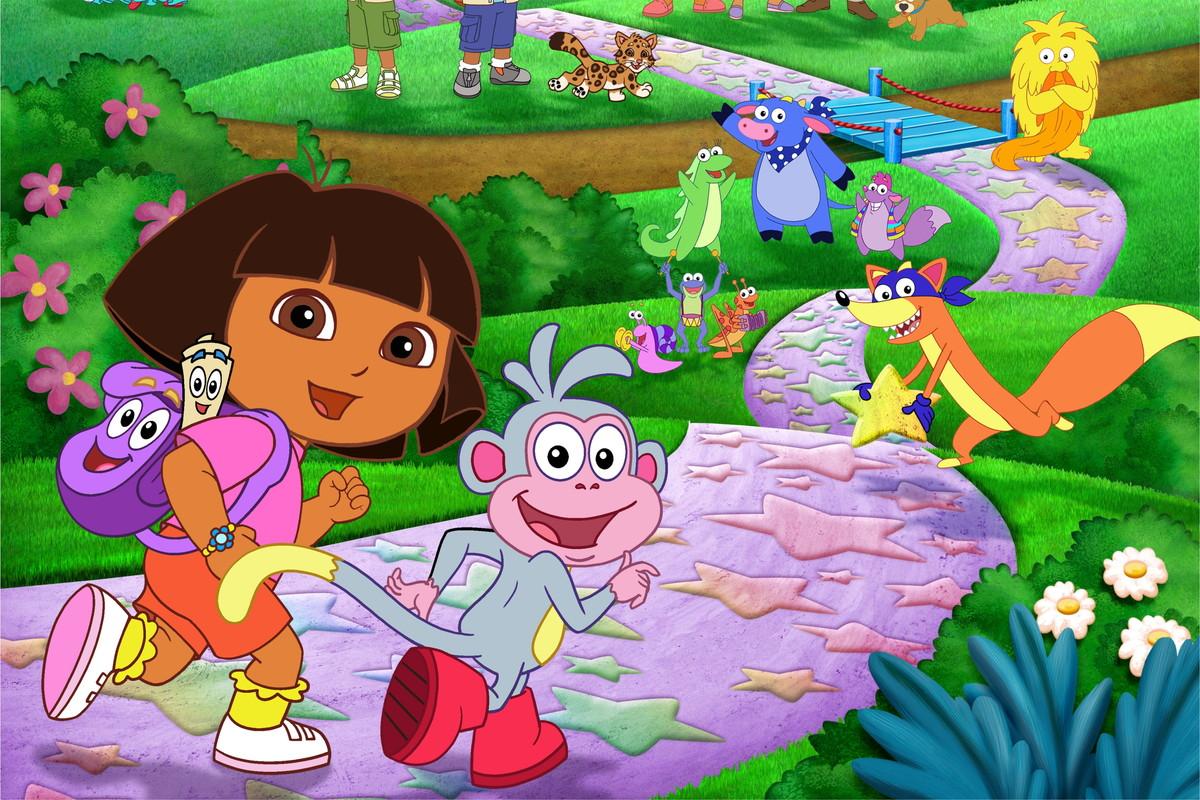 Dora The Explorer Episodes For Children Video Games Online- Games For Kids- Baby Games