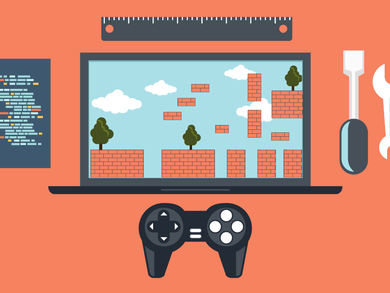 Excel at Game development