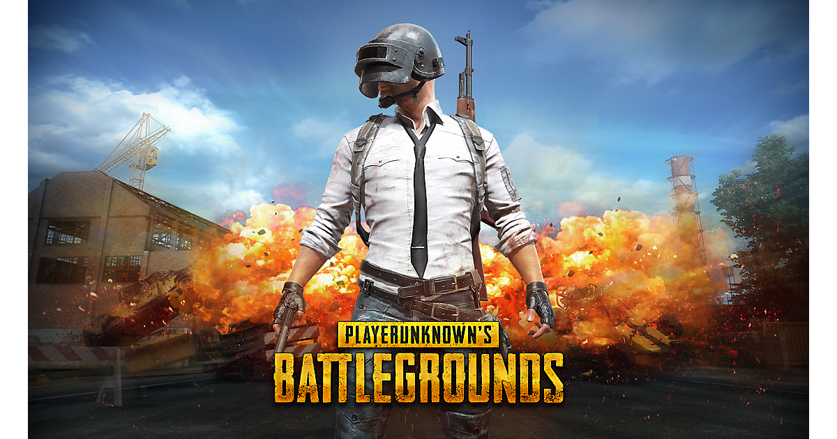 Image Showing Coverpage of Playerunknown's Battlegrounds.